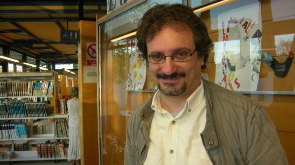 Sánchez Piñol: 'Sant Jordi s'ha convertit en una deplorable signatura de llibres'