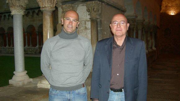 Entrevista a Raül Romeva i Joan Manuel Tresserras sobre Catalunya i la UE