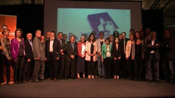 El català, la nació i Espriu, ingredients de la 8a Nit Literària