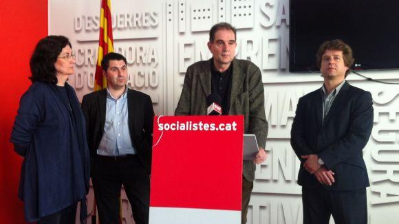 El PSC ofereix la Diputació de Barcelona per ajudar els ajuntaments