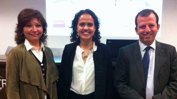 Mèxic i Catalunya, lligades per una jornada d'intercanvi empresarial