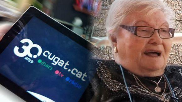 Cugat.cat i Pepa Llunell, premis Venus i Paul Harris del Rotary Club