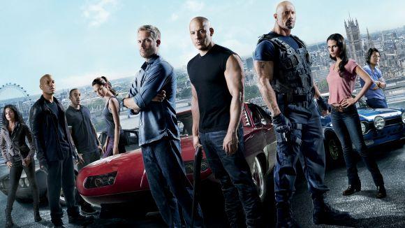 L'olor a benzina arriba a Sant Cugat de la mà de 'Fast & Furious 6'