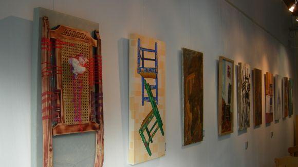 Algunes de les peces de la mostra