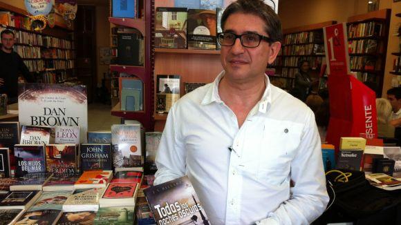 José García Delgado ha presentat la seva primera novel·la