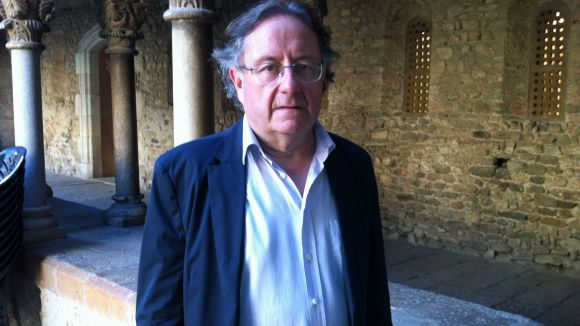 Josep Ramoneda és filòsof, periodista i escriptor