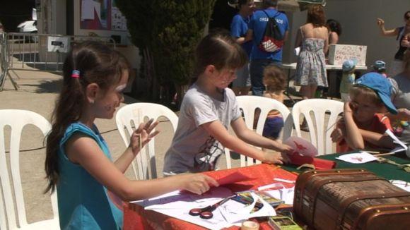 Solidaritat, medi ambient i cultura, protagonistes de la 3a Festa de la Infància