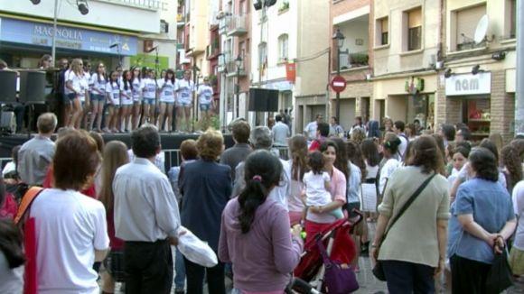 Sant Cugat celebra el Dia de la Música amb una vintena de recitals