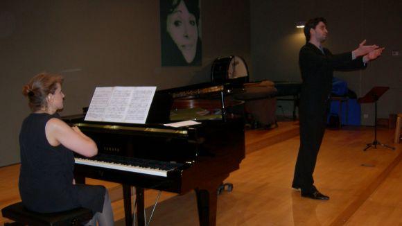 Doble Premi Camerata en el 10è Curs Internacional de cant