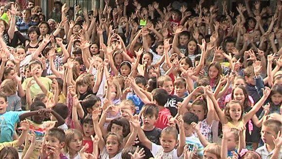 Arrenquen les festes de fi de curs a les escoles de Sant Cugat