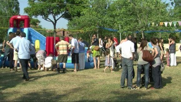 Tricicle i Cavall Fort celebren 10 anys veient créixer els més petits de la ciutat