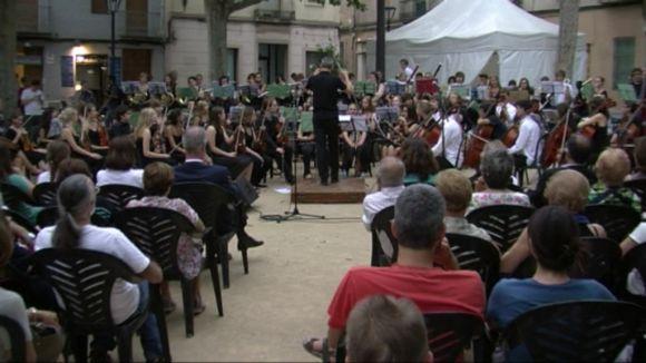 Les orquestres Fusió i Jong Twente uneixen els instruments en un concert