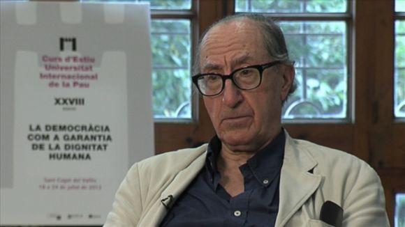 Navarro: 'El dret a decidir és una demanda democràtica que s'ha d'estendre arreu'