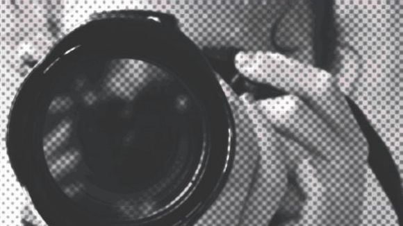 Cartell del primer concurs de fotografia del SRC / Font: SRC