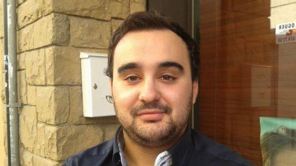 Xavier López presenta candidatura per presidir la JNC
