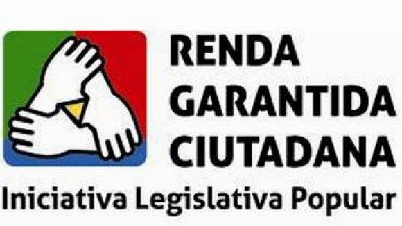ICV-EUiA surt al carrer per la ILP per la Renda Garantida