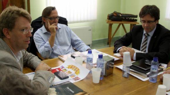 L'AMI mostra el seu suport a l'estratègia anunciada per Mas
