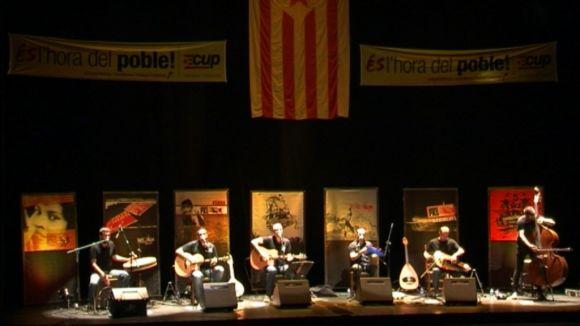 La CUP reclama que el camí cap a la independència el lideri la ciutadania