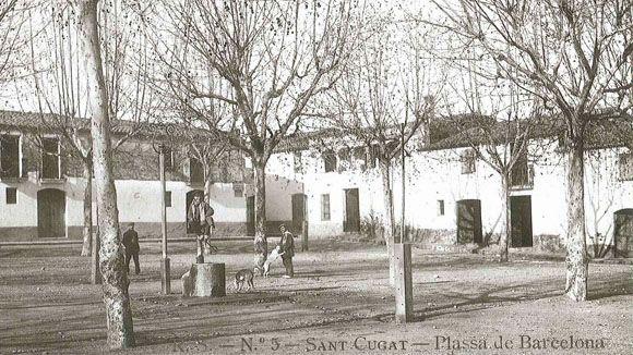 D'on ve el nom de Sant Cugat?