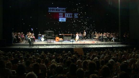 El Teatre-Auditori celebra 20 anys amb la promesa de més funcions i més públic