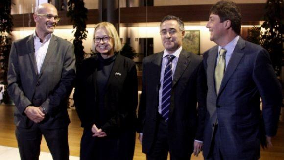Romeva i altres eurodiputats critiquen la politització del Constitucional