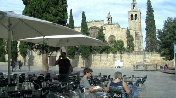 L'Ajuntament regularà el mobiliari de les terrasses de bars i restaurants