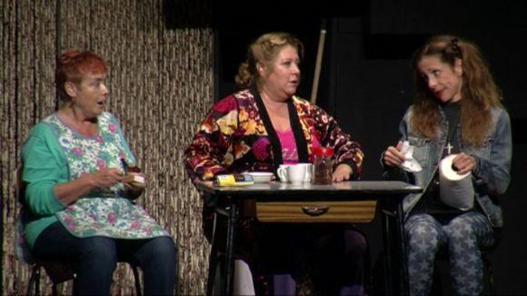 'Bona Gent' entreté i fa reflexionar el públic del Teatre-Auditori