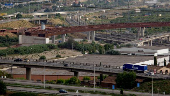 Sant Cugat reclama a Foment que acabi el viaducte entre l'AP-7/B-30 i l'A-2