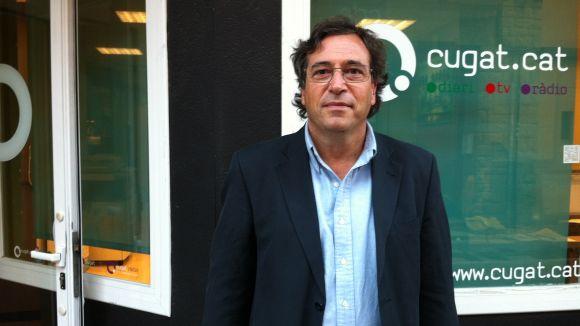 J. J. Pérez: 'Volem que les dues escoles d'arquitectura de la UPC cooperin'