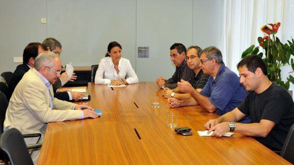 L'Ajuntament i la Generalitat mediaran en el conflicte de Delphi