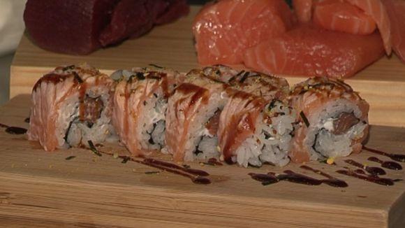 El sushi es consolida entre l'oferta gastronòmica local