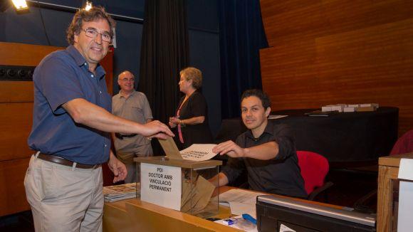 Juan Jesús Pérez es queda fora de les eleccions a rector de la UPC