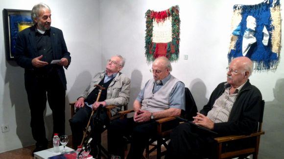 Jaume Grau: 'Sant Cugat fa tard en l'homenatge a Grau-Garriga'