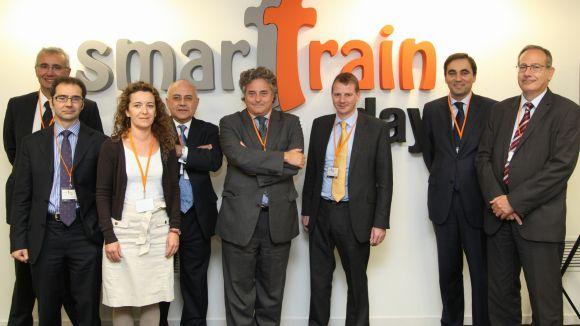 Foto de família de la trobada / Font: FGC