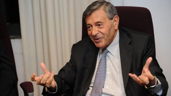 Pedro Nueno: 'Si hi ha un bon pla de negocis, s'aconsegueix finançament'