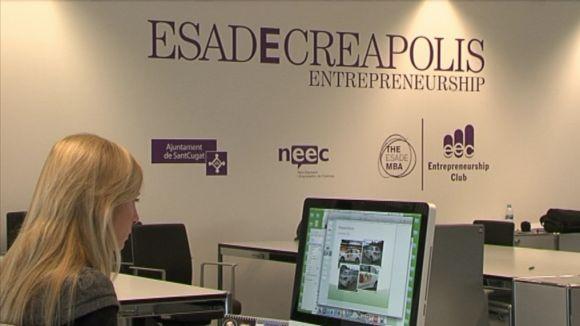 EsadeCreapolis amplia les seves instal·lacions per a emprenedors