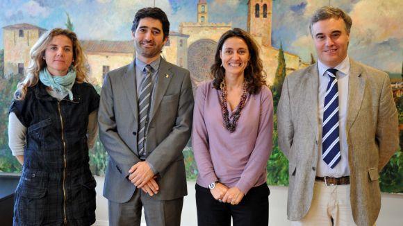 Carol, Barbany i Romero guanyen àrees en el nou cartipàs municipal