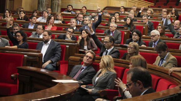 Pas endavant de la llei de governs locals al Parlament