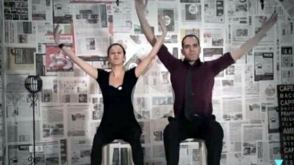 'Catsons' analitza la percussió amb el cos de la mà de Santi Serratosa
