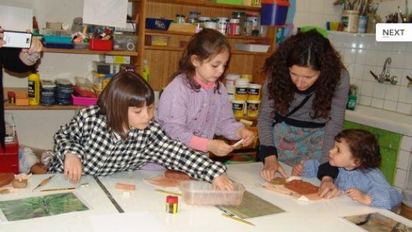 Pou d'Art anima l'estiu amb tallers artístics