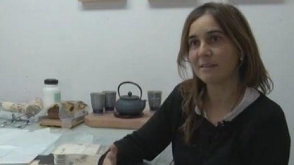 'Cultura't' mostra el llenguatge artístic de Núria Rossell