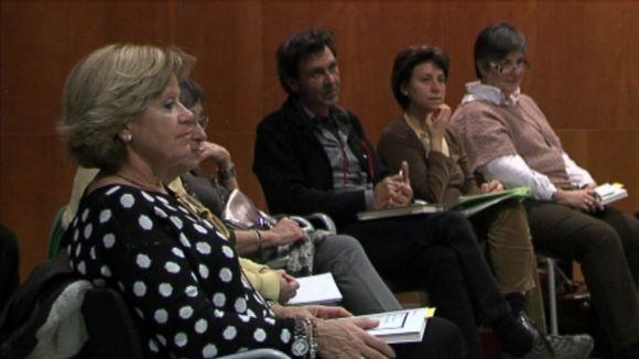 Els clubs de lectura de les biblioteques de Barcelona se citen al Teatre-Auditori