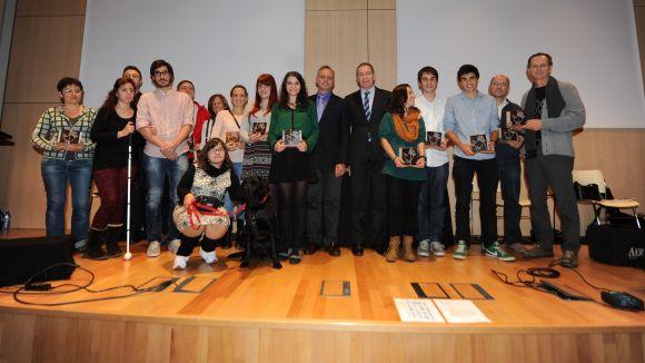 Dos alumnes del Leonardo, distingits amb el Premi Accés Batxillerat 2013