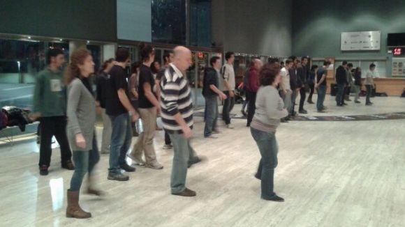 Comencen els assajos del Ball de Gitanes al Teatre-Auditori