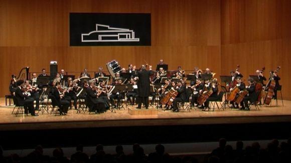 L'OSSC emociona el Teatre-Auditori amb un repertori delicat de peces d'òpera