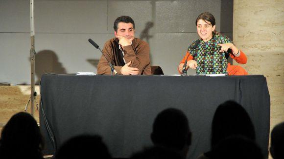 Sant Cugat recorda Barnils en la presentació del llibre i el documental sobre el periodista