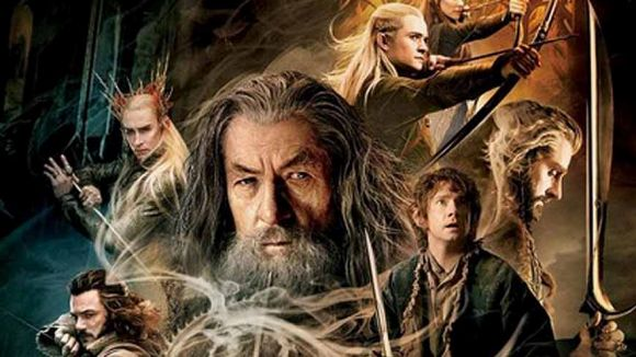 El món de J.R.R. Tolkien torna a la ciutat de la mà de 'La desolación de Smaug'
