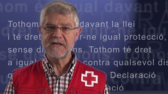Creu Roja i Cugat.cat, junts per difondre els drets humans