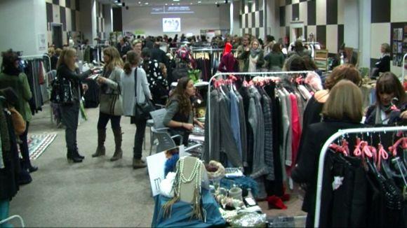 El Trade Social Market es vol convertir en un mercat tradicional de Nadal