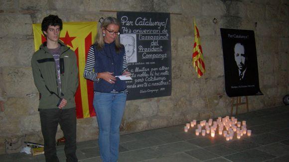ERC contraposa l'actitud de l'expresident Companys amb la d'Artur Mas